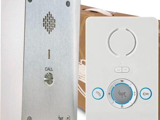 BPT audio entry access control